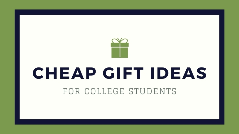 Cheap Gifts for College Students