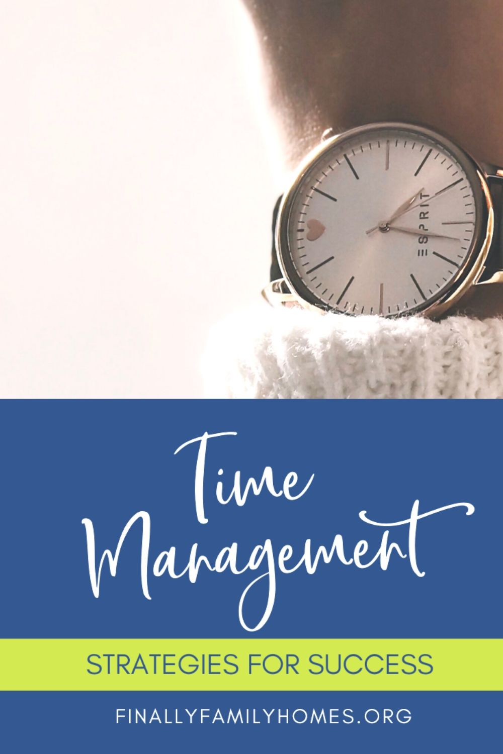 How to Manage Your Time Wisely- time management strategies for success