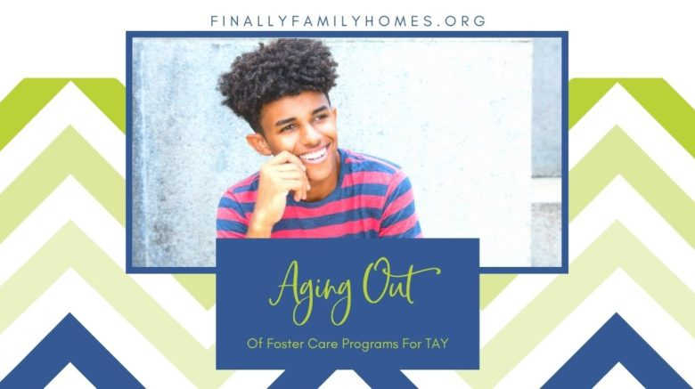 aging out of foster care programs