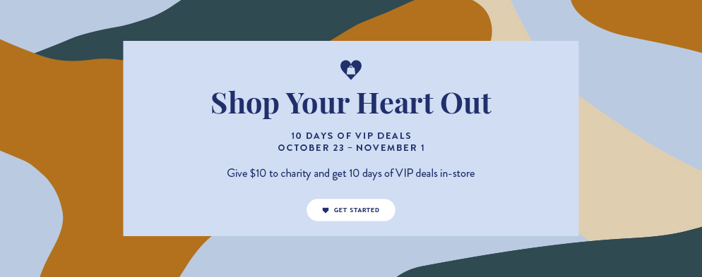 image of shop your heart out