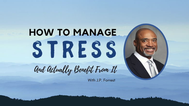image of how to manage when you're stressed for success