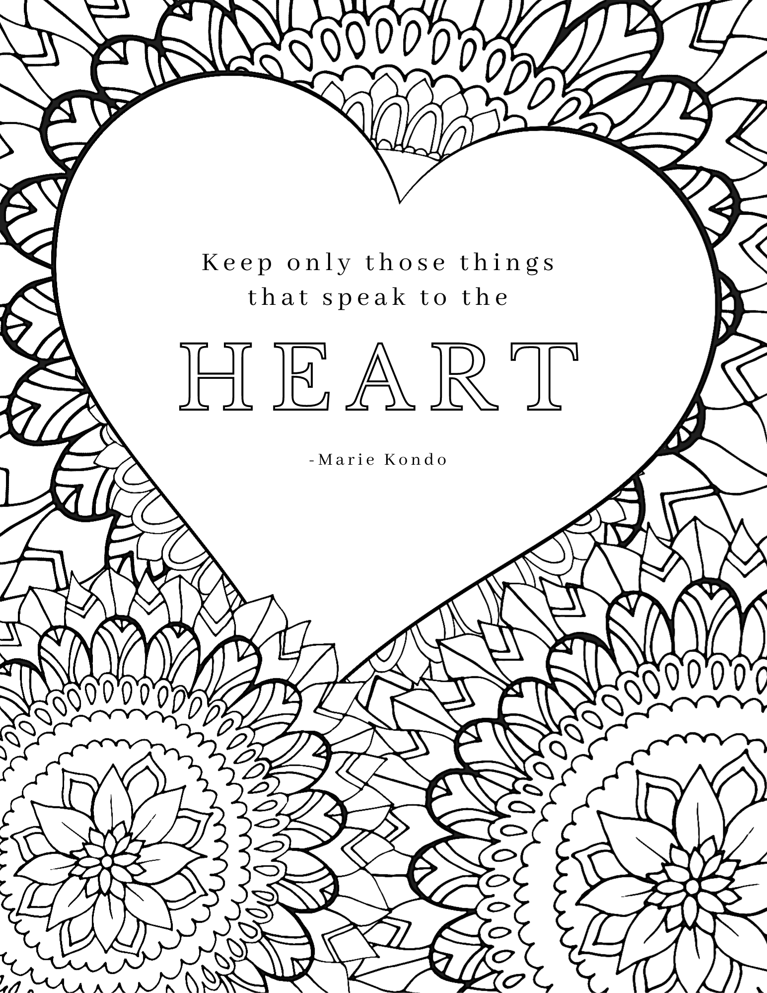 200 Breathtaking Free Printable Adult Coloring Pages For Chronic Illness Warriors Chronic Illness Warrior Life