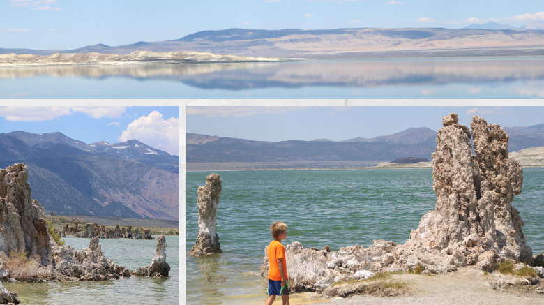 spring break Mono Lake, California