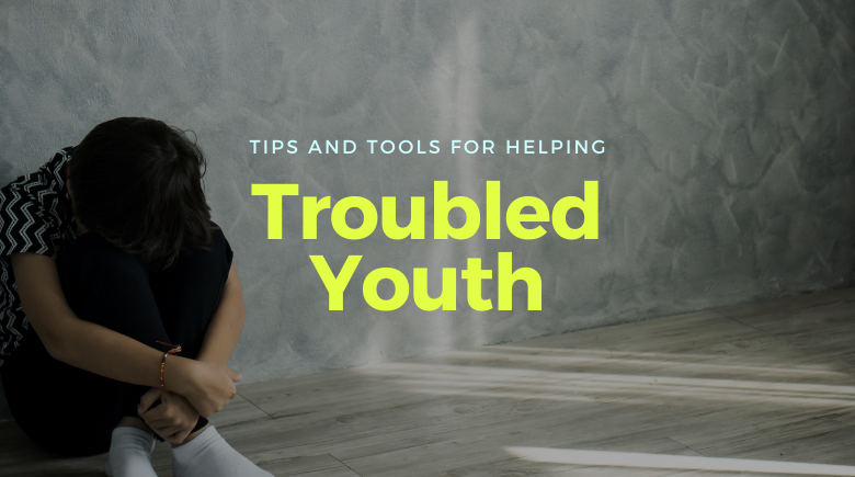 helping troubled youth