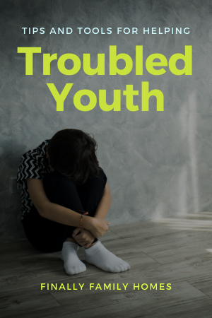 helping troubled youth - tips and tools