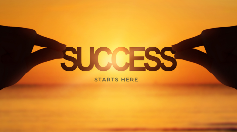 start here for success