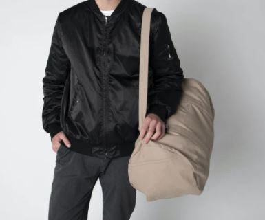 image of a gift idea for teens - duffel bag