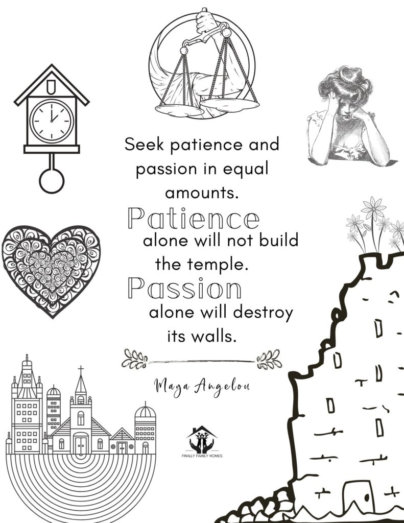 image of inspirational quote coloring page Maya Angelou