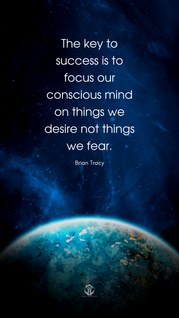 motivational wallpaper for your phone - brian tracy quote