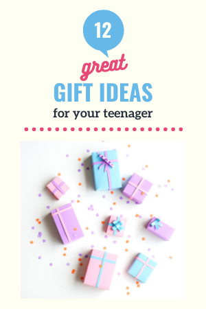 image of 12 great gift ideas for your teenage - pinterest
